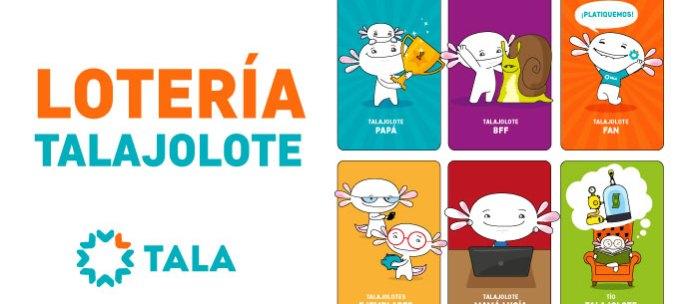 Lotería 4: Somos #FamiliaTala